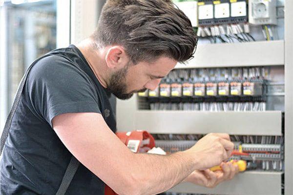 elektriker gentofte håndværker service 600x400