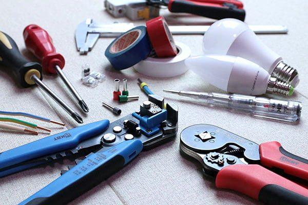 elektriker gentofte værktøj 600x400